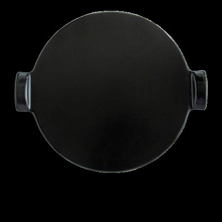 Pietra per pizza Emile Henry - diametro 36,5 cm - nero 5
