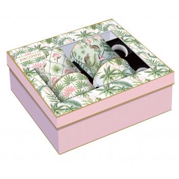 Set 4 mug gift box Wild...
