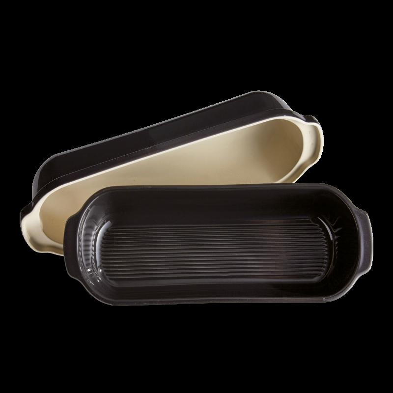 Stampo maxi per pane in cassetta Emile Henry - lunghezza 39 cm - nero  3