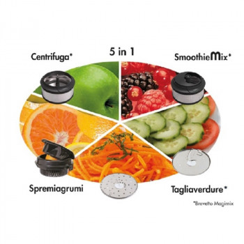 Magimix – Le Duo Salad & Juice