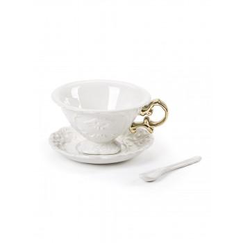 I-Wares Gold I-Tea - Seletti