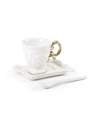 I-Wares Gold I-Coffee -...