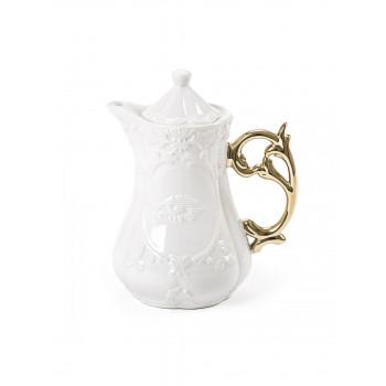 I-Wares Gold I-Teapot -...