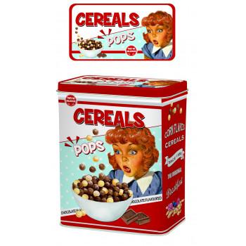 Scatola porta cereali...