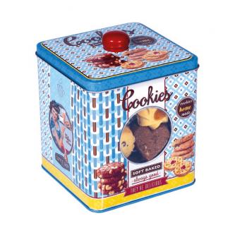 Scatola biscotti Vintage,...