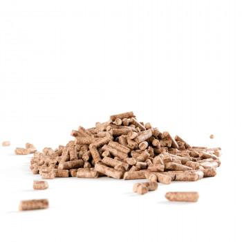 Pellet in legno massiccio...