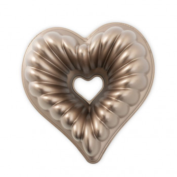 Stampo Bundt Elegant Heart...
