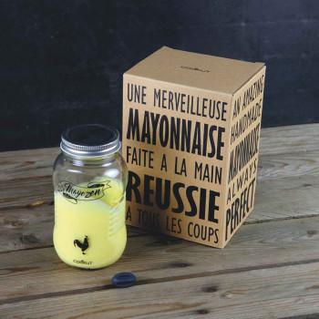 Shaker per maionese Mayozen...