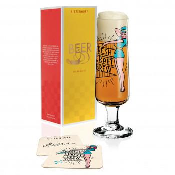 Calice birra New A. Wilson,...