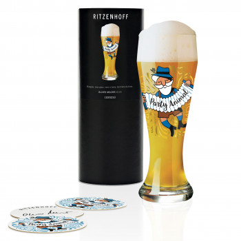 Bicchiere birra Weizen O....