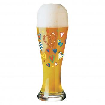 Bicchiere birra Weizen U....