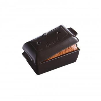 Stampo per pane in cassetta Emile Henry - lunghezza 28 cm - nero 2