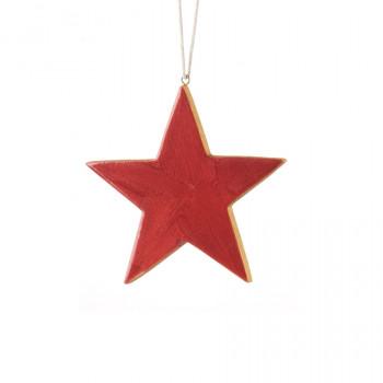 Stella rossa Festa...