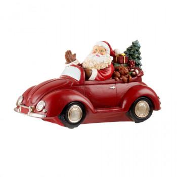 Cabriolet con Babbo Natale...