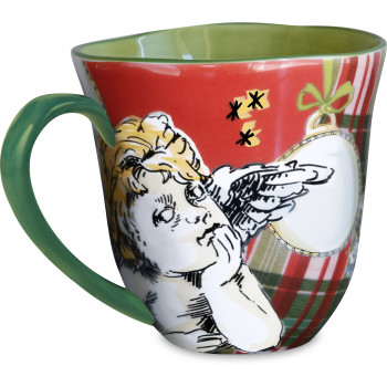 Mug in porcellana Xmas...